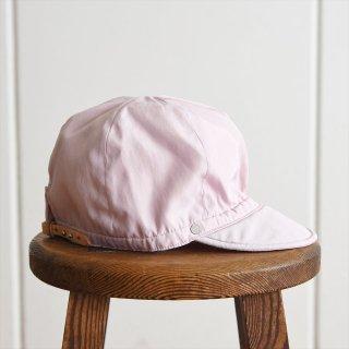 Decho(デコー)KOME CAP ピンク(リネン混ポリエステル)
