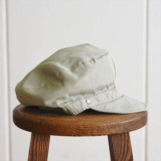 Decho(デコー)WORK CAP ベージュ(リネン混ポリエステル)
