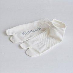 Napron(ナプロン)TABI SOX SHORT ホワイト