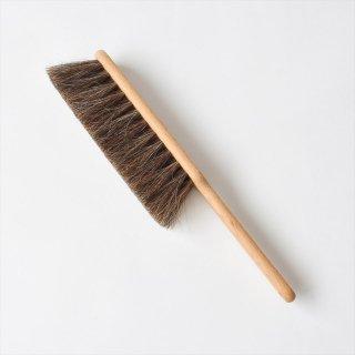 スウェーデンIris Hantverk(イリス・ハントバーク)掃除ブラシ 馬毛 Mサイズ