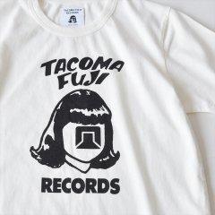 TACOMA FUJI RECORDS (タコマフジレコード)TACOMA FUJI LOGO '20 ホワイト