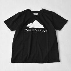 <img class='new_mark_img1' src='https://img.shop-pro.jp/img/new/icons47.gif' style='border:none;display:inline;margin:0px;padding:0px;width:auto;' />TACOMA FUJI RECORDS (タコマフジレコード)Mt. TACOMA FUJI designed by Yachiyo Katsuyama ブラック