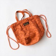 Napron(ナプロン)PATIENTS BAG mini オレンジ(刺繍)