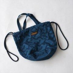 Napron(ナプロン)PATIENTS BAG mini グリーン(刺繍)