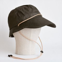Decho(デコー)CHINCORD HAT チャコール