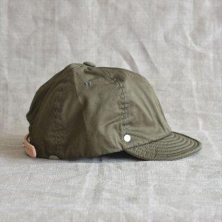 Decho(デコー)BALL CAP BUCKLE -VENTILE- ダークオリーブ(ベンタイル)
