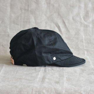 Decho(デコー)BALL CAP BUCKLE -VENTILE- ブラック(ベンタイル)