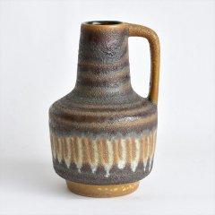 [1960-70's Vintage] VEB Haldensleben Keramik Fat Lava Vase 4073(ファットラヴァ, DDR 東ドイツ)
