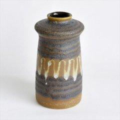 [1960-70's Vintage] VEB Haldensleben Keramik Fat Lava Vase 2924(ファットラヴァ, DDR 東ドイツ)