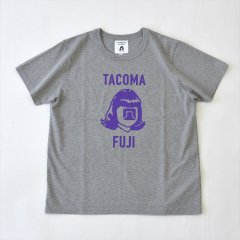 TACOMA FUJI RECORDS (タコマフジレコード)TACOMA FUJI RECORDS LOGO MARK '20 ヘザーグレー