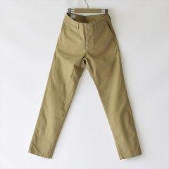 Sassafras(ササフラス)Sprayer Pants ベージュ(チノ)