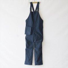 Senelier(セネリエ)PARIS 59 rivoli squater H.R gimmicks overalls ネイビー(軽量C/N先染めウェザークロス)