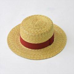 Napron(ナプロン)STRAW BRADE KANKAN レッド(麦わら帽子)