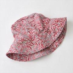 Napron(ナプロン)GARDENER HAT, William Morris(ウィリアムモリス)ピンク