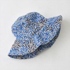 Napron(ナプロン)GARDENER HAT, William Morris(ウィリアムモリス)ブルー