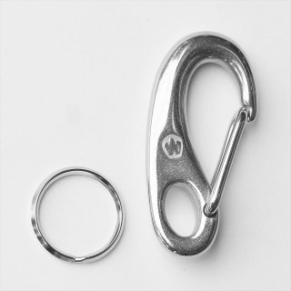 フランスWichard(ウィチャード)SAILOR CARABINER(カラビナ)L/7.5cm