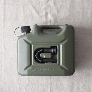 ドイツHünersdorff(ヒューナースドルフ)FUEL CAN(燃料ポリタンク)PRO 10L