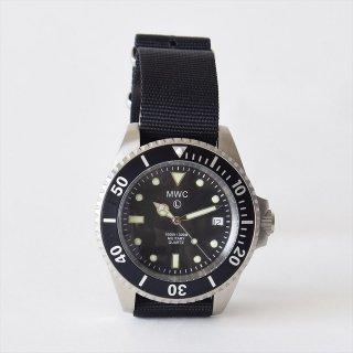 スイスMWC(ミリタリーウォッチカンパニー)Hybrid Military Divers Watch