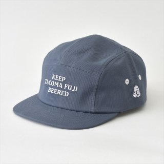 Tacoma Fuji Records(タコマフジレコード)KEEP TACOMA FUJI BEERED CAP