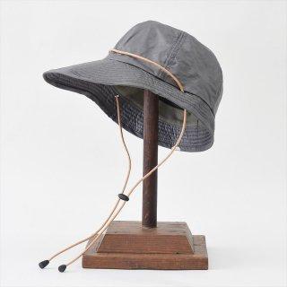 Decho(デコー)CHINCORD HAT グレー