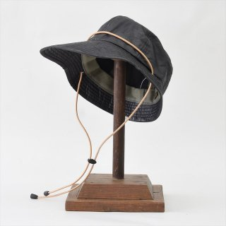 Decho(デコー)CHINCORD HAT ブラック