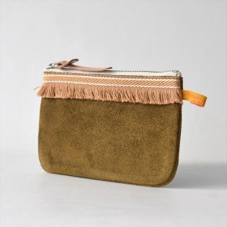 Another 20th Century(アナザートゥエンティースセンチュリー)Horse and Buggy pouch バッファロー