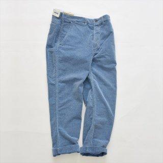 Another 20th Century(アナザートゥエンティースセンチュリー)Yorkshire Daily Pants 14W corduroy ブリーチインディゴ(細畝コーデュロイ)