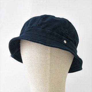 Decho(デコー)SHALLOW KOME HAT ネイビー(モールスキン)