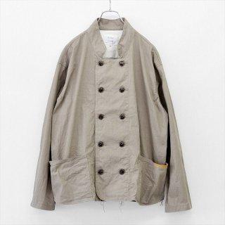 Another 20th Century(アナザートゥエンティースセンチュリー)Bio Koch jacket フォーン(グレーベージュ)