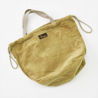 Napron(ナプロン)PATIENTS BAG 13L ベージュ(太畝コーデュロイ)