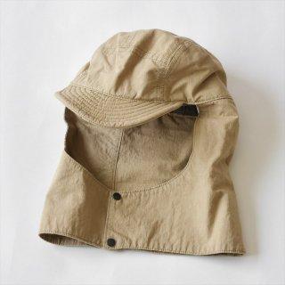 DECHO (デコー)WINDSTOP CAP ベージュ