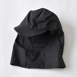DECHO (デコー)WINDSTOP CAP ブラック