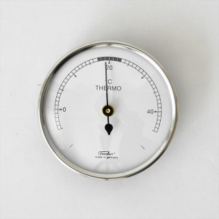 ドイツFischer(フィッシャー)151 Thermometer 68mm(小型温度計)