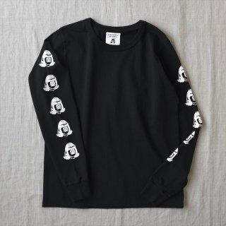 TACOMA FUJI RECORDS (タコマフジレコード)TACOMA FUJI LOGO SLEEVE  LS shirt