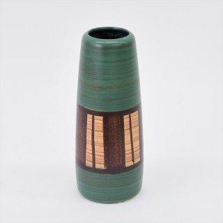[1950's Vintage] Grafenroda製 Flower Vase グリーン( DDR 東ドイツ)