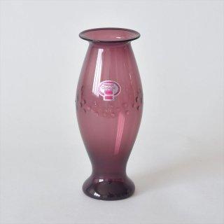 [1950's Vintage] Lauscha Glas パープル No.1(DDR東ドイツ)