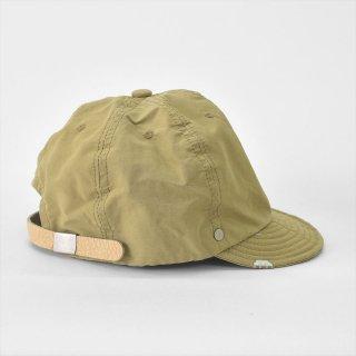 Decho(デコー)BALL CAP BUCKLE ベージュ(塩縮C/N)