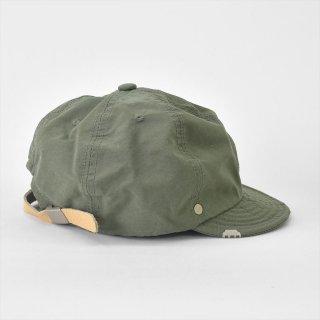 Decho(デコー)BALL CAP BUCKLE オリーブ(塩縮C/N)