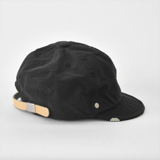 Decho(デコー)BALL CAP BUCKLE ブラック(塩縮C/N)
