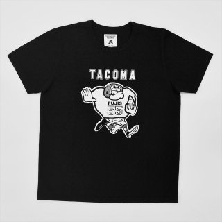 TACOMA FUJI RECORDS (タコマフジレコード)TACOMA FUJIS designed by MATT LEINES ブラック