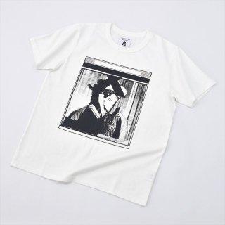Tacoma Fuji Records (タコマフジレコード)delay man designed by Ryohei Kazumi ホワイト