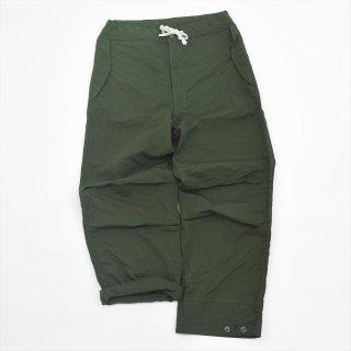 allinone(オールインワン)SMOCK pants オリーブ