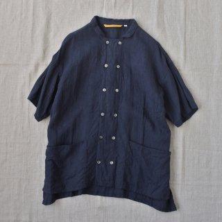 Another 20th Century(アナザートゥエンティースセンチュリー)Bio Koch SS Shirts ネイビー