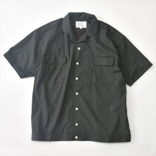 Another 20th Century(アナザートゥエンティースセンチュリー)Camels Porter Shirts エボニー
