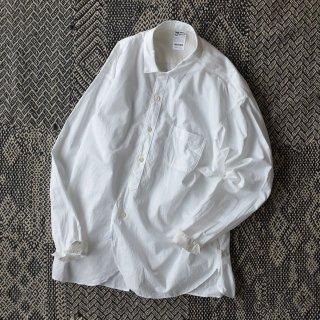 allinone(オールインワン)FLYING KIWI shirt ホワイト