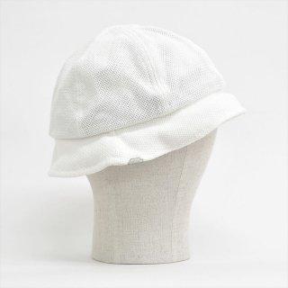 Decho(デコー)MESH METRO HAT ホワイト
