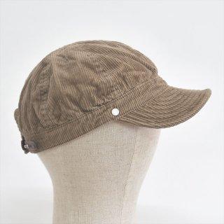 Decho(デコー)KOME CAP ベージュ(サマーコーデュロイ)