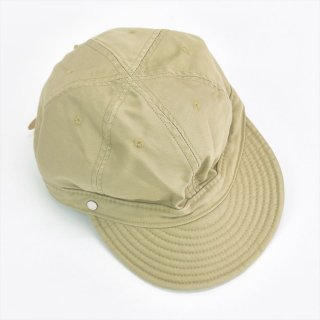 Decho(デコー)KOME CAP ベージュ(モールスキン)