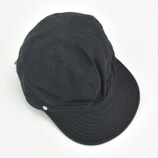 Decho(デコー)KOME CAP ブラック(モールスキン)