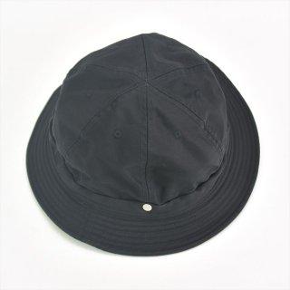 Decho(デコー)KOME HAT ブラック(モールスキン)